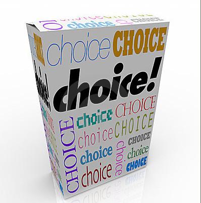 Hur väljer man?